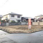 和歌山市小倉!売土地!坪単価14.8万円!58.34坪!南東角地!