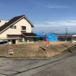 和歌山市園部!売土地!坪単価約8万円!土地70.08坪!角地!人気の高台!