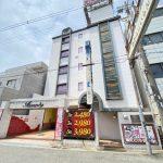 和歌山市新通!売ホテル!15000万円!土地147.64坪!客室全29室!