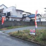 和歌山市木ノ本!売土地!坪単価16万円!45.77坪!南向き!