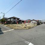 和歌山市小倉!売土地!坪単価12.8万円!58.34坪!南東角地!