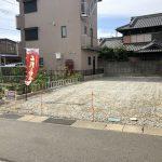 和歌山市西小二里!売土地!坪単価約21.8万円!土地35.73坪!南向き!
