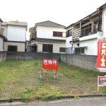 和歌山市木ノ本!売土地!坪単価約9.9万円!土地35.35坪!